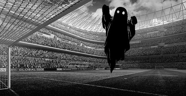 Le fantôme du stade
