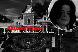 L' apparition de Michael Jackson