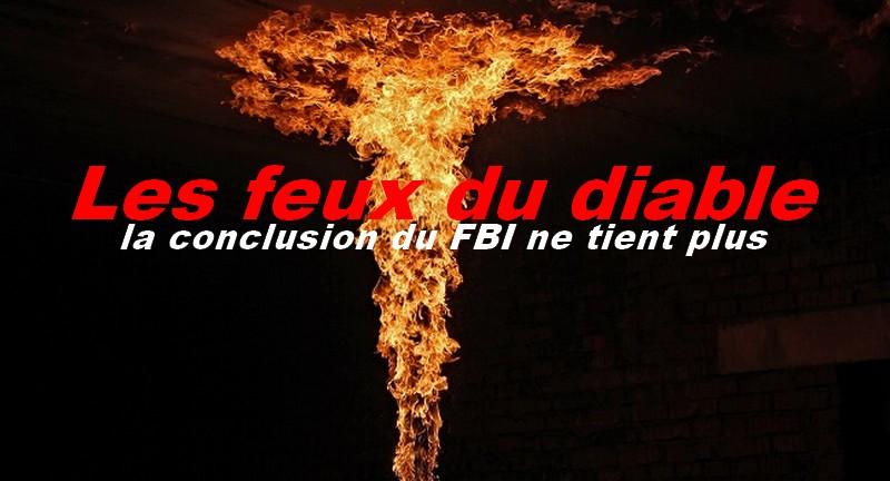 Les feux du diable