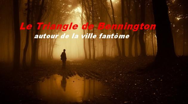 Le triangle de Bennington