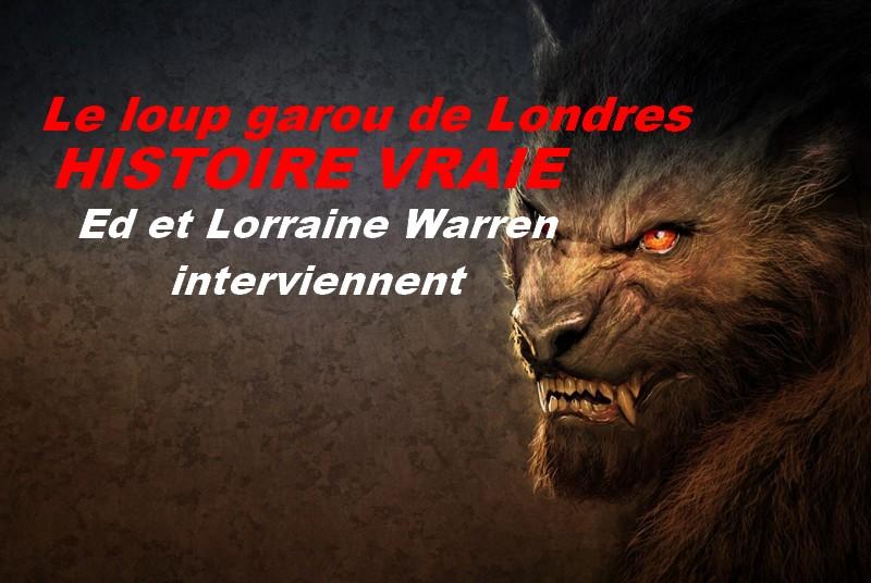 Le loup garou de Londres