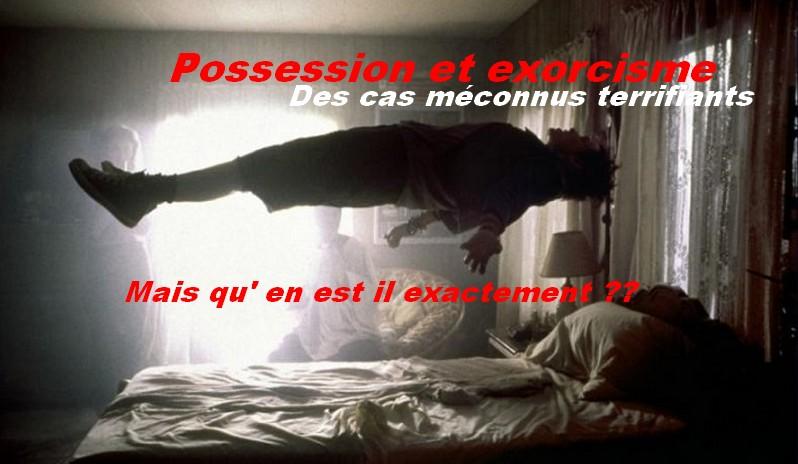 Possession et exorcisme