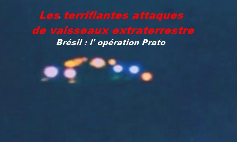 Attaques extraterrestres au Brésil