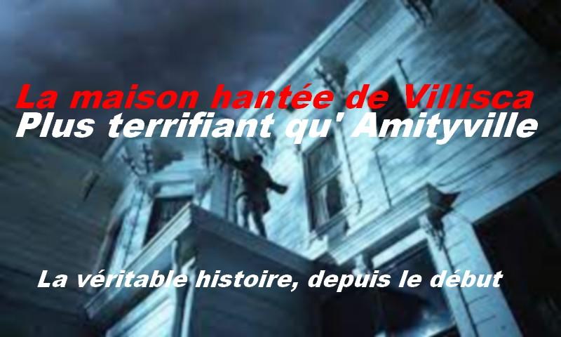 La maison hantée de Villisca