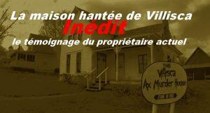 La maison hantée de Villisca, inédit
