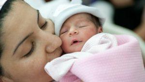 L'amour d'une mère est tout-puissant
